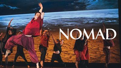 """""""Nomad"""", de Sidi Larbi Cherkaoui"""