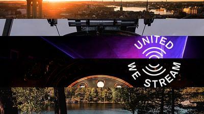 United We Stream desde Estocolmo (Trädgården)
