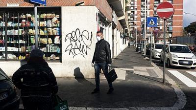 Italia: Una solidaridad contagiosa
