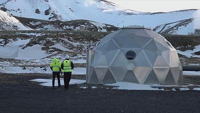 Almacenar CO2 bajo tierra: el reto de Islandia