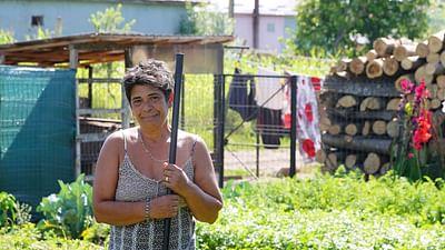 Rumanos, mano de obra barata en Alemania