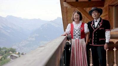 ¡Banzai Suiza!
