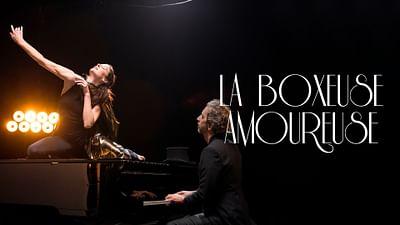 """""""La Boxeuse amoureuse"""", de Arthur H y Marie-Agnès Gillot"""
