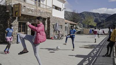 España: Canarias, una isla bajo presión