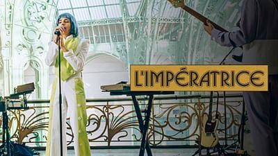 L'Impératrice en el Grand Palais de París