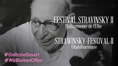 Homenaje a Ígor Stravinski