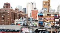La historia del grafiti: desde los inicios en Nueva York en los 70 hasta la evolución de la corriente europea en los 80.