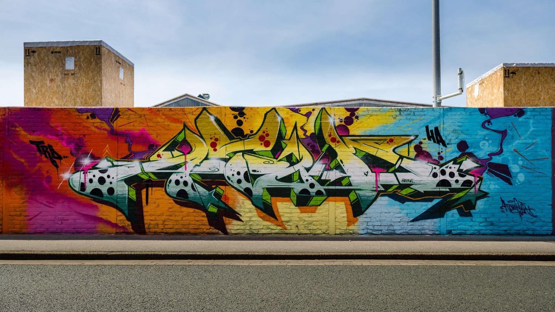 The Rise of Graffiti Writing (Temporada 3)