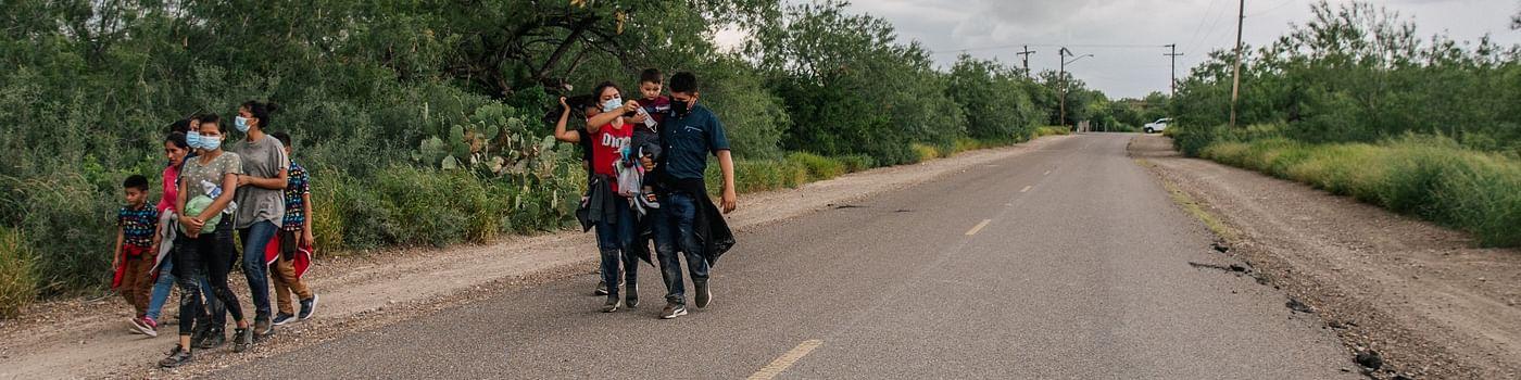 Migración: Los refugiados en el mundo