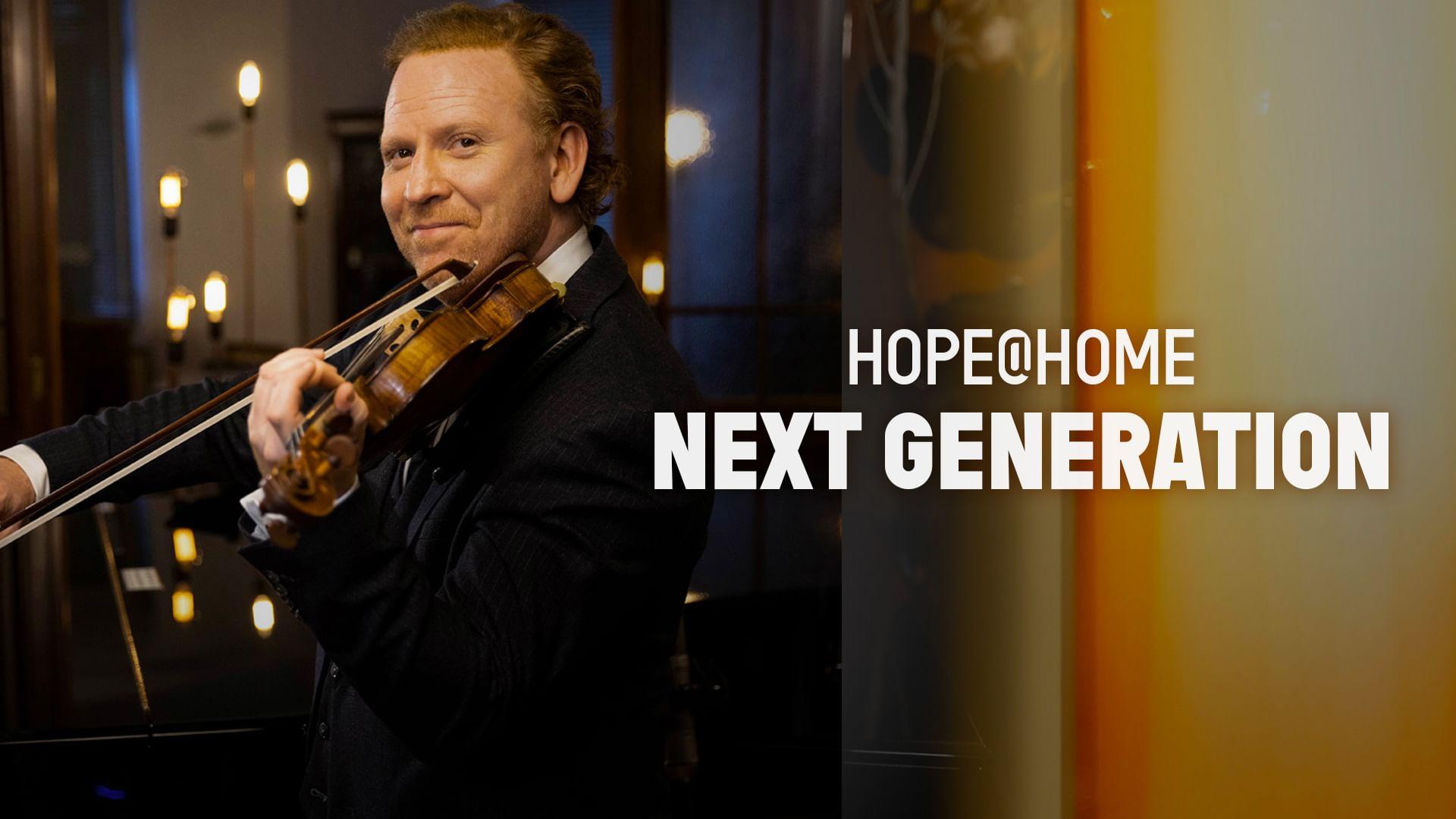 Hope@Home – Next Generation