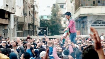 Homs, chronique d'une révolte