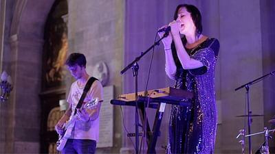 White Prism au festival 36h Saint Eustache 2013
