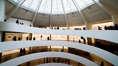 La magie des grands musées - Le musée Guggenheim, New York