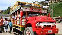 Colombie - des bus pas comme les autres en streaming