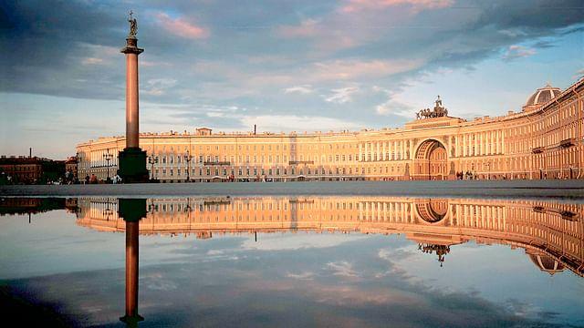 【东西视记】彼得堡冬宫博物馆 Le musée de l'Ermitage