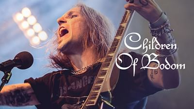Children of Bodom au Hellfest (2015)