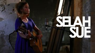 Selah Sue en session Walking the Line