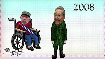 Dossier : Cuba et les Etats-Unis