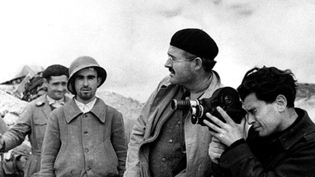 【东西视记】1937年的毕加索, 海明威, 肯尼迪 1937 – La fin de l'innocence (1/2)