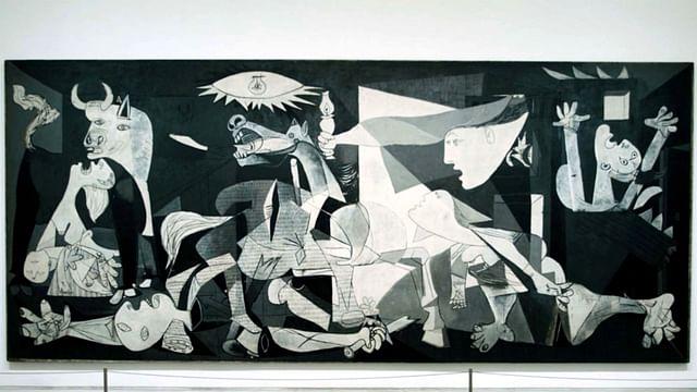【东西视记】1937年的毕加索, 海明威, 肯尼迪 1937 – La fin de l'innocence (2/2)