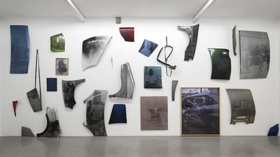 Atelier A - Mohamed Bourouissa