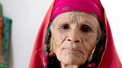 GEO Reportage - Tunisie, l'art du tatouage berbère