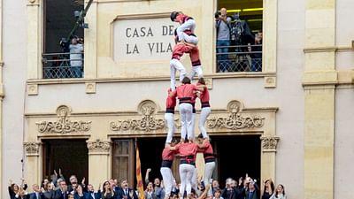 Geo Reportage - Catalogne : le défi des pyramides humaines