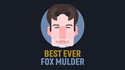 """Best Ever """"Fox Mulder"""""""