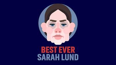 """Best Ever """"Sarah Lund"""""""