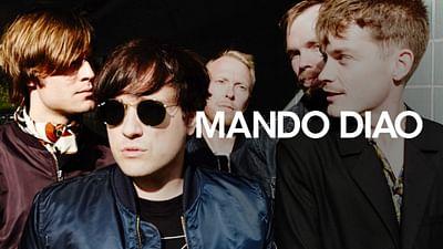 Berlin Live : Mando Diao