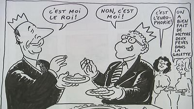"""Wolinski par la rédactrice en Chef """"actualités"""" à Paris-Match"""