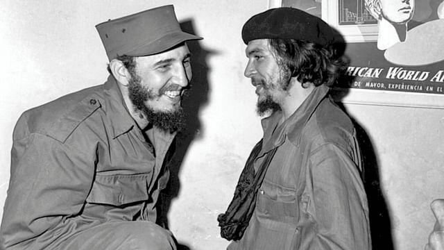 【东西视记】切·格瓦拉 Le Che en toute intimité