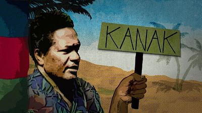 le mot : « Kanake »