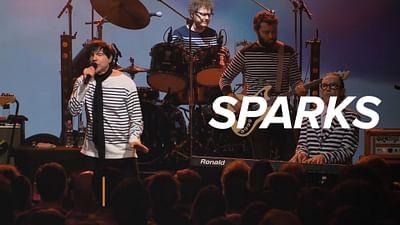 Berlin Live : Sparks
