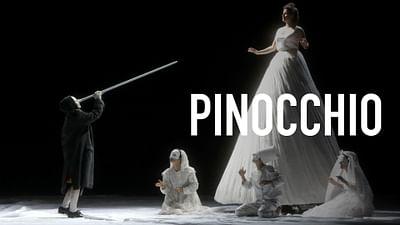"""Pinocchio"" de Philippe Boesmans"
