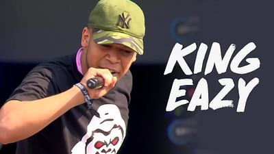 King Eazy au splash! Festival 2017