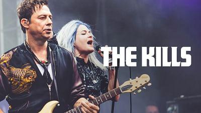 The Kills au Melt Festival 2017