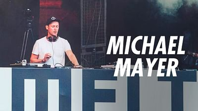 Michael Mayer au Melt Festival 2017