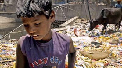 Dezoom - La montagne de déchets de New Delhi