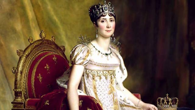 【东西视记】拿破仑的命星: 约瑟芬 Joséphine de Beauharnais, impératrice des Français