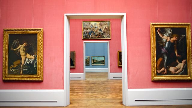 【东西视记】艺术决斗: 卡拉瓦乔 对 巴格里昂 Le Caravage vs Baglione