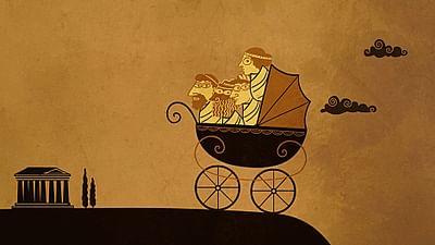 50 nuances de Grecs - Saison 1 (1/30)
