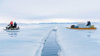 Arctique - Une odyssée sous les glaces