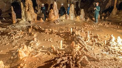 Néandertal : le mystère de la grotte de Bruniquel