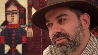 Kianoush Ramezani : vivre libre, résister