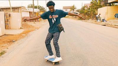 Africa Riding : Chance, Ghana