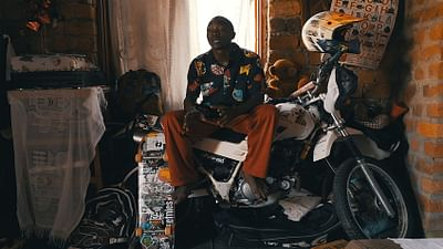 Africa Riding : Jackson, Ouganda