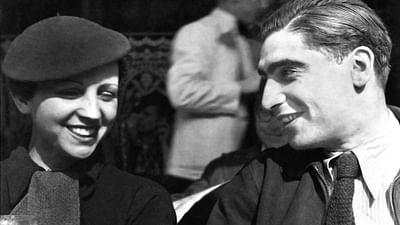L'amour à l'oeuvre - Gerda Taro et Robert Capa