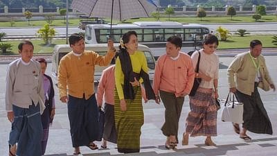 Birmanie, les coulisses d'une dictature