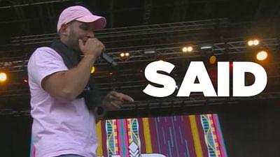Said au splash! Festival 2018